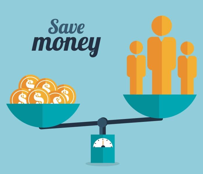 save money using digital marketing